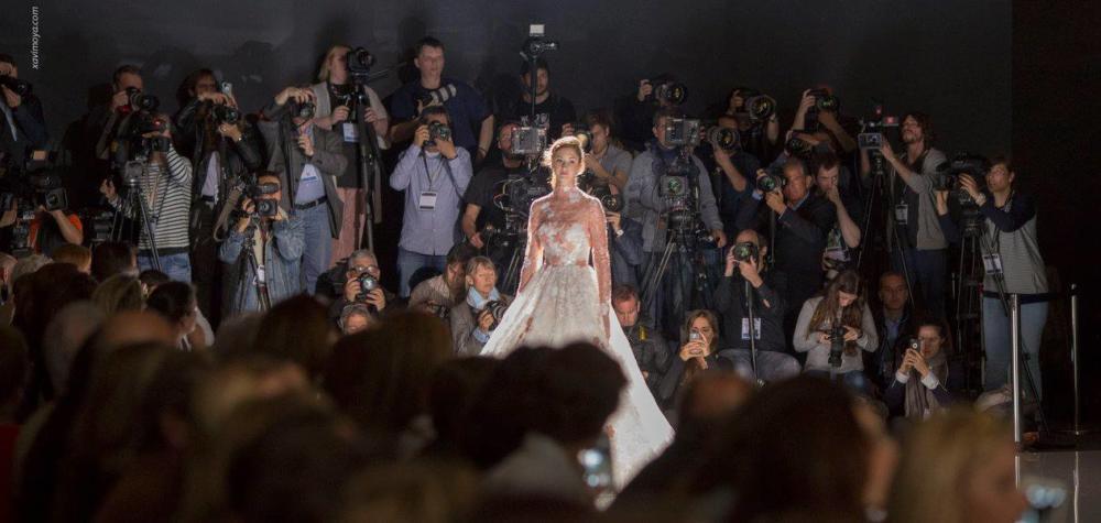 Barcelona Bridal Week 2016 | BBFW16. © Xavi Moya 2016