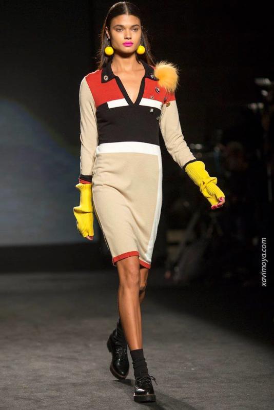 xavi moya foto video fashion show