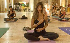 xavi moya foto video yoga organic festival