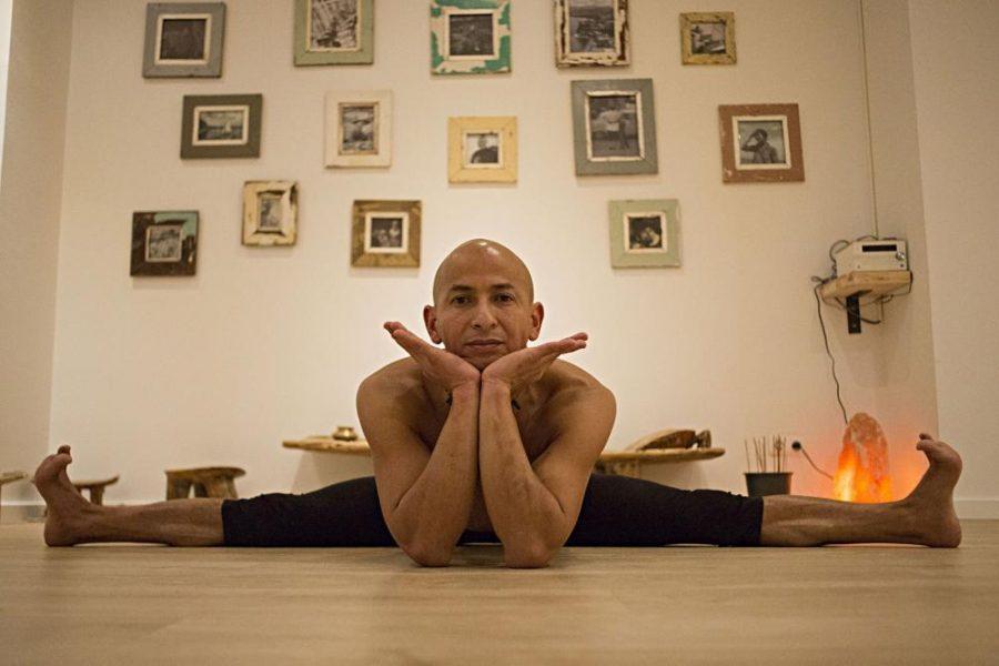 xavi moya foto video yoga cesar caldera